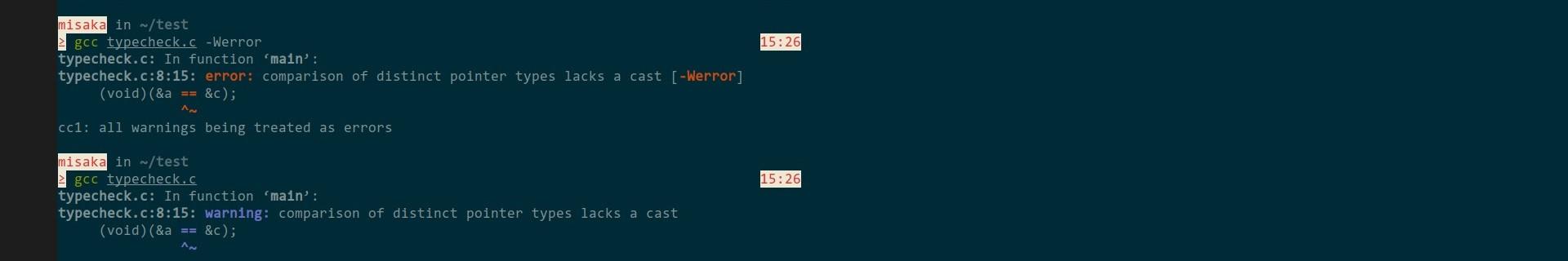 typecheck 运行测试图